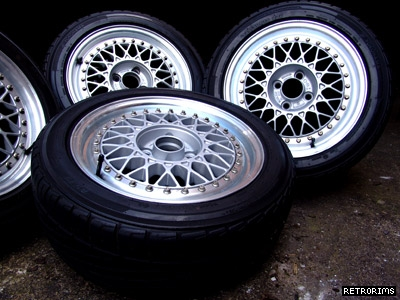 VW BBS RM Alloy Wheels Image