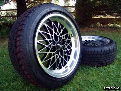 VW 7x15 Exip Alloy Wheels Image