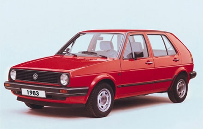 VW Mk2 Golf Early Image