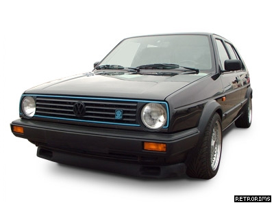 VW Mk2 Golf G60 Limited Image