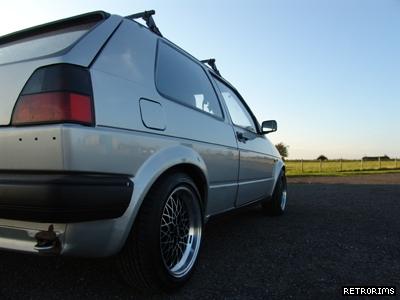 VW Mk2 Golf Exip Wheels Image