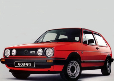 VW Mk2 Golf Early GTI Image