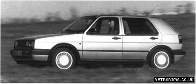 Image of a VW Mk2 Golf G60