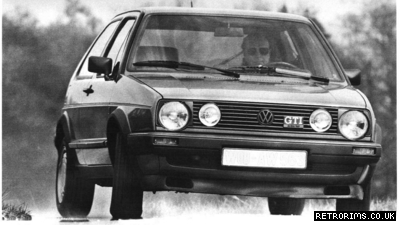 Image of VW Mk2 Golf GTI