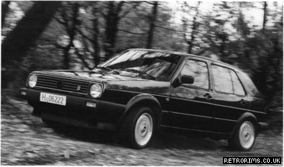 Image of VW G60 Limited Golf