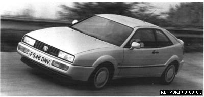 A VW Corrado car