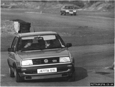 Image of a VW Jetta GTI