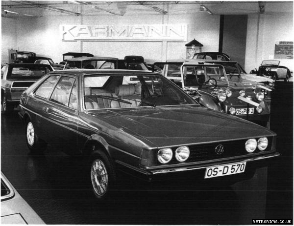 A second shot at updating the Scirocco