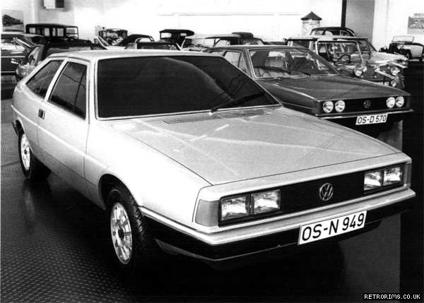 Karmann VW Scirocco