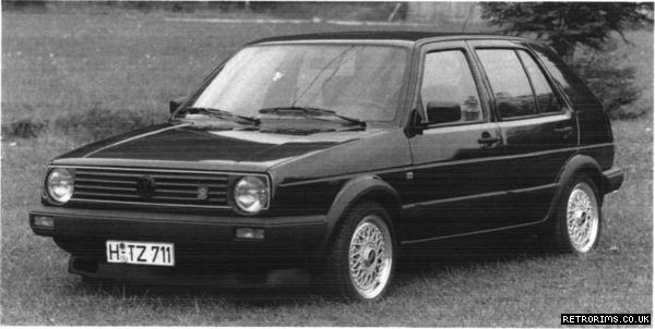 The VW Golf G60 Limited