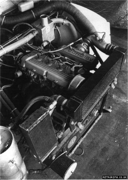 326bhp turbo engines Kaimann and longitudinally mounted
